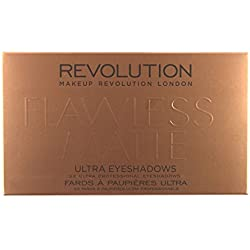 Makeup Revolution, palette di ombretti Ultra 32 Shade Eyeshadow Flawless Matte, da 16g