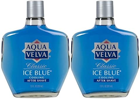 Aqua Velva Classic Ice Blue Cooling After Shave-7 oz, 2