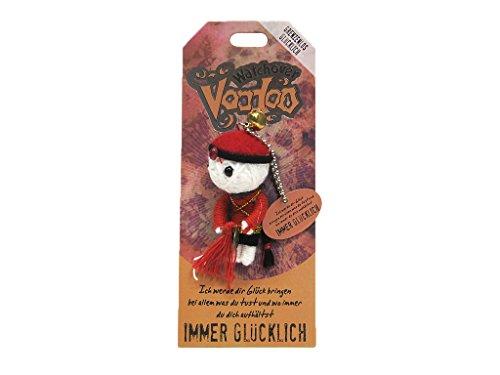 Watchover Voodoo - Schlüsselanhänger - Immer glücklich