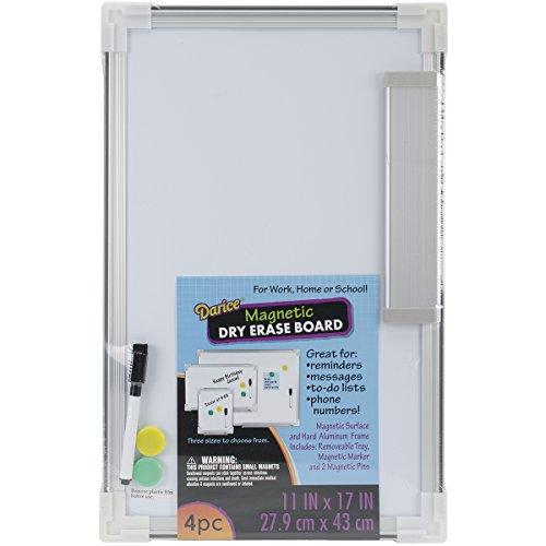 etische Trocken Abwischbare Board 27,9cm x 43cm (Transparente Dry Erase Board)
