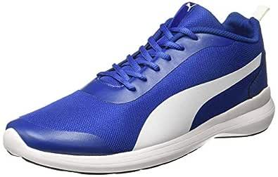 Puma Men's Lazer Evo IDP Blue Running Shoes-7 UK (40.5 EU) (8 US) (37189603_a)