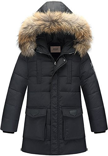 ZOEREA-Jungen-Daunenjacke-Mantel-mit-Kapuze-Verdicken-Schneeanzug-Warm-Kinder-Trenchcoat-Winter-Oberbekleidung