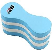 Omeny Aprox. 22.5 * 12.5 * 5 cm Excelente Durabilidad Entrenamiento de Nado Flotador Flotante Flexible