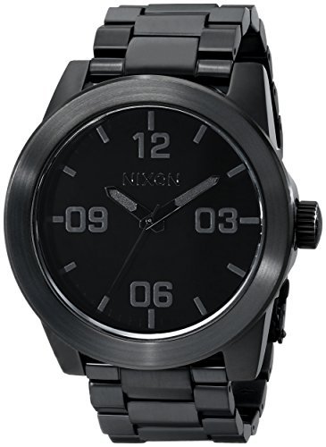 nixon-mens-a346-48mm-corporal-ss-watch