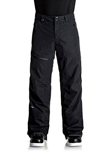 Quiksilver Forever 2L GORE-TEX® - Snow Pants - Snow-Hose - Männer - L - Schwarz (Gore-tex-shell-hose)