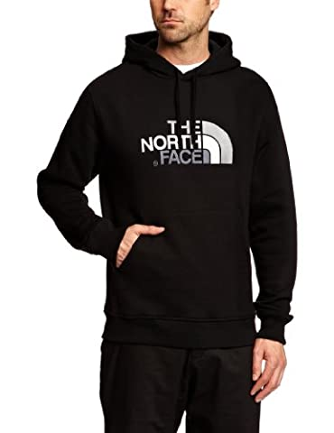 The North Face Men's Drew Peak Pullover Hoodie - Black/TNF