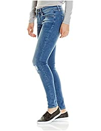 Bench Femme Jeans / Slim Rip And Repair