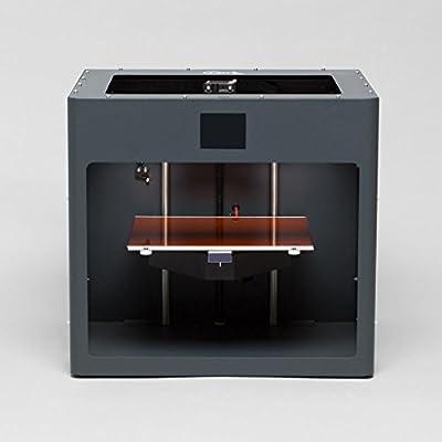 CraftUnique CU3DP-CBP-RG CraftBot PLUS 3D Drucker, PLA/ABS, RAL 7016, Anthrazitgrau
