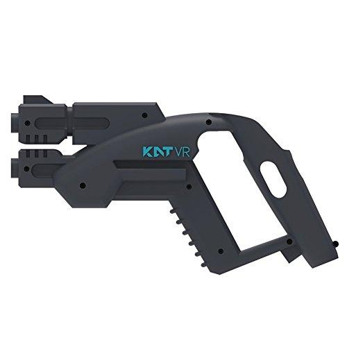 VR Gun für HTC Vive Controller, Spiel Tracker Virtuelle Realität VR Rifle