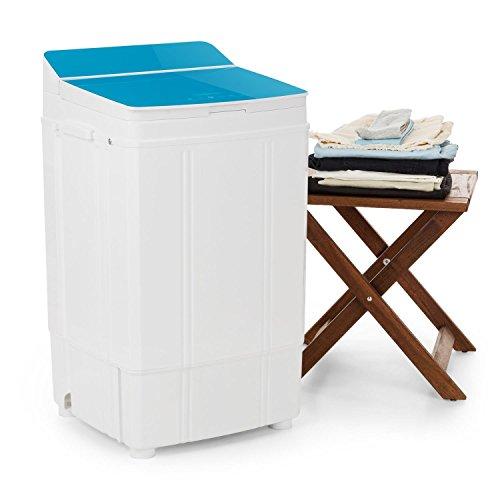 oneConcept Ecowash Deluxe • Camping Waschmaschine • Toploader-Waschmaschine • Waschmaschine...