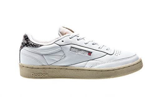 Reebok Club C 85 Herren Sneaker Weiß White