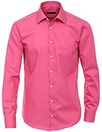 Chemise Venti Rose manches extra longues