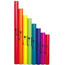 Boomwhackers BWDG Tubes sonores diatoniques - 8 pièces