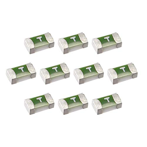 ZCHXD One Time 0603 SMD Fuse Surface Mount Chip Slow Blow Time Delay 32V 5A 20pcs -