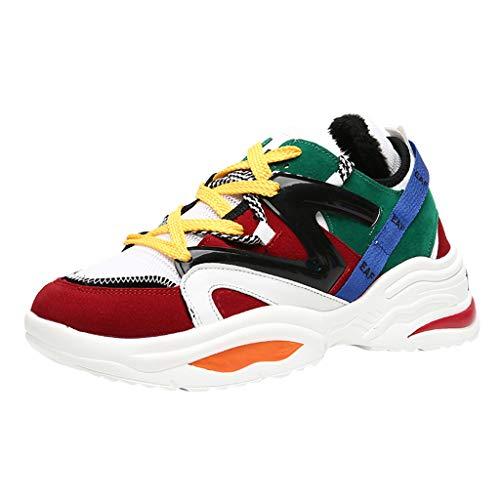 Zapatillas Baloncesto Brillante Zapatos Deporte Hombre