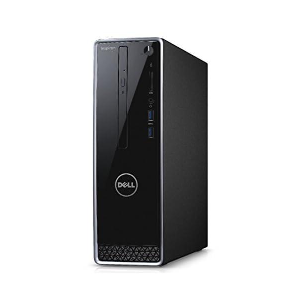 Dell Inspiron 3000 Small Form Factor Desktop (Black) – (Intel Core i3-7100, 8GB RAM, 1TB HDD, Windows 10 Home) 41EWajAovUL