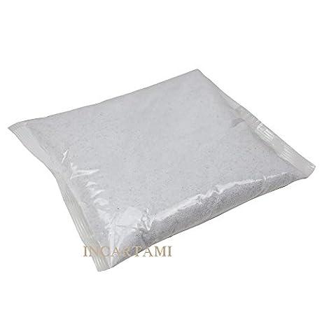 1 kg of Fine Sand 0.4 - 0.7 mm (White)