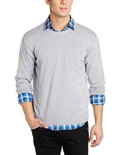 Park Avenue Men's Cotton Sweater