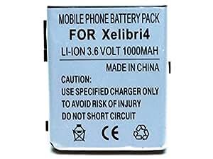 Batterie pour Siemens V30145-K1310-X287 Li-Ion BenQ-Siemens Xelibri 1-8