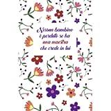 Regali Maestre Natale - Quaderno taccuino a righe per maestra, blocco appunti 110 pagine in carta premium: scrittura…
