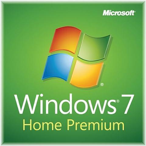 Windows 7 Home Premium 32 Bit OEM englisch inkl. Service