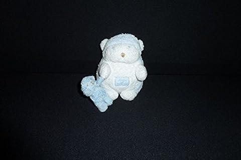 Ours Tartine Et Chocolat - Doudou hérisson et son petit ours Tartine
