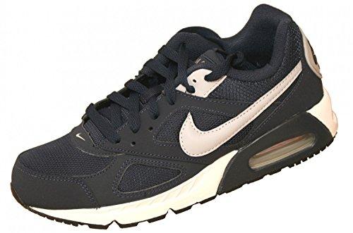 Nike Herren Air Max Ivo Laufschuhe Negro / Gris / Blanco (Obsidian / Wolf Grey-White)