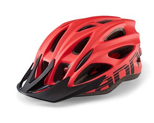 Cannondale Quick Fahrrad Helm rot/schwarz 2017: Größe: S/M (52-58cm)