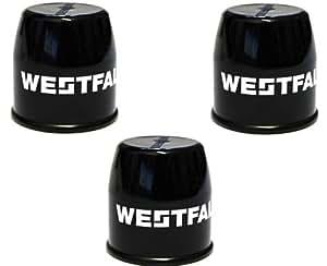 Convenient set. Westfalia Towing Hitch Cover Cap Cap Cap for Universal Ball Head
