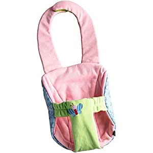 Porte-bébé pour poupée bébé Luca 40 cm