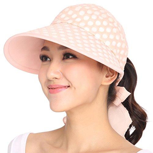 Chapeaux de soleil de l'été/Chapeaud de sport /Chapeaux anti-UV/Aucun chapeau/Chapeau blanc C