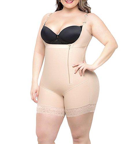 Missmaom donna body snellente aperto busto shapewear corsetti shaper bustino donna shaping body, cincher, corpo shaper