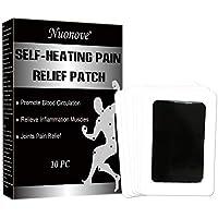 Pain Relief Patch, Parches de Calor, Parches Alivio del Dolor, Parche autocalentador, alivio del dolor, alivio del dolor de hombro, Self Heating warming meridians Patches plaster, 10 pc