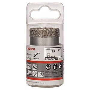 41EWmttVAML. SS300  - Bosch 2 608 587 121 - Coronas de diamante para perforación en seco Dry Speed Best for Ceramic (35 x 35 mm)