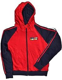 Elk Kids Fullsleeve Hooded Sweatshirt with Side Pockets