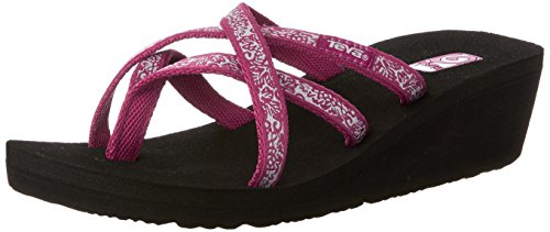 Teva Mush Mandalyn Ola 2, Women's Thong Sandals