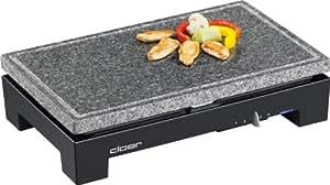 Cloer - 6405 - Pierre à Griller - 1200 Watts (Import Allemagne)