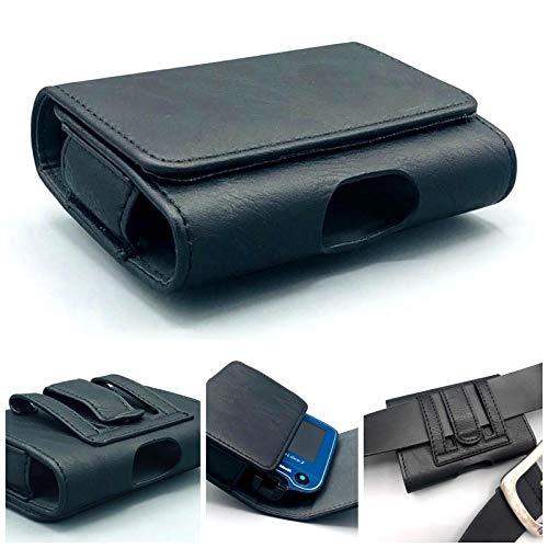41EWovZvgsL - SEWAS Diabetic Care, Tasche für das Freestyle Libre Messgerät 1 und 2, Gürteltasche Blutzuckermessgerät, Diabetikertasche, Schutzcase Schwarz