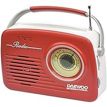DAEWOO RADIO RETRO ANALOGICA USB SD