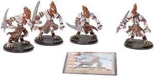 Confrontation: Age du Rag'Narok - WFRE02 - Figurine - Wolfen - Unit Box - Fangs