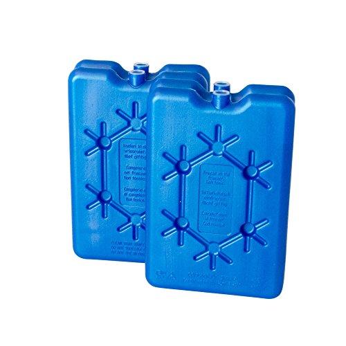 ToCi Kühlakkus | 4x200ml flaches Freezeboard | Kühlelemente für die Kühlbox oder Kühltasche