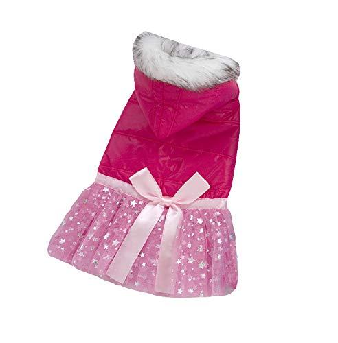 Tier Kostüm Pet - Lisay Cute Warme Wintermäntel Schöne Süß Kleidung Tier Mode Kostüme Pet Niedlich Jumpsuit Weiches Verkleidungen Sweater for Autumn Winter