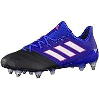 adidas X 16.1 SG, Scarpe per Allenamento Calcio Uomo, Blu (Azul/Ftwbla/Rosimp), 44 EU