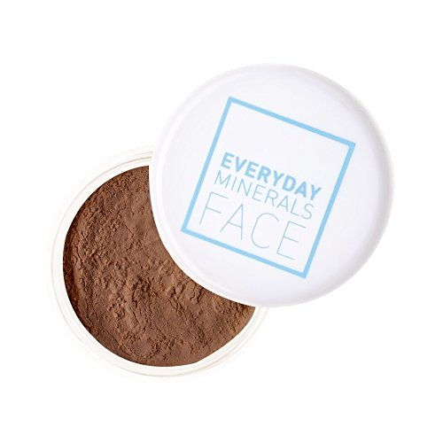 Cara, bronceador, Gimme una Kissimmee, 0,17 oz (4,8 g) - Minerales Everyday
