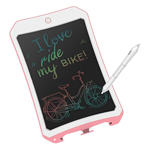 JRD&BS WINL 8.5 Zoll Schreib-und Zeichenbrett Doodle Board Spielzeug für Kinder Für Schule Rosa01