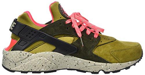 Chaussures Hommes De Gymnastique Course Air Huarache Prm, Or (mousse De Désert / Pavé / Cargaison Kakis), Royaume-uni 7,5 Nike