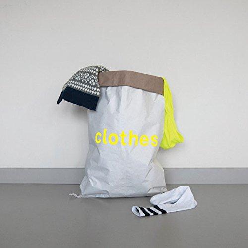 Papiersack 'clothes' - Für Kleidung