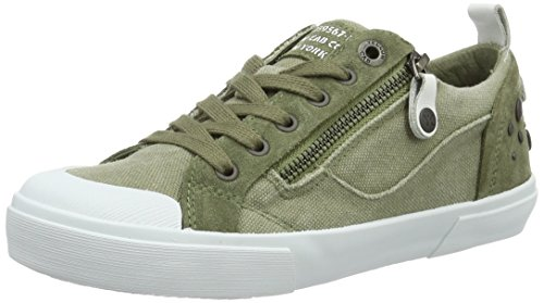Yellow Cab Damen Strife W Sneakers, Grün (Green), 40 EU
