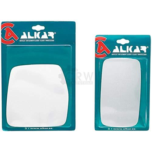 Spiegelglas Links für ASTRA H (04-08) asphärisch Außenspiegel