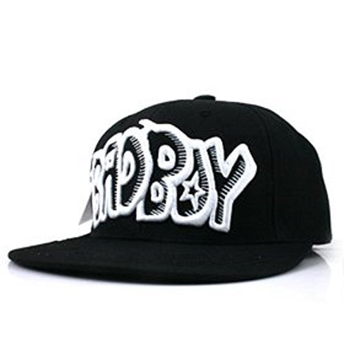 Preisvergleich Produktbild [Hat] Big Bang Big Bang _G-Dragon_BADBOY cap (Black) (japan import)